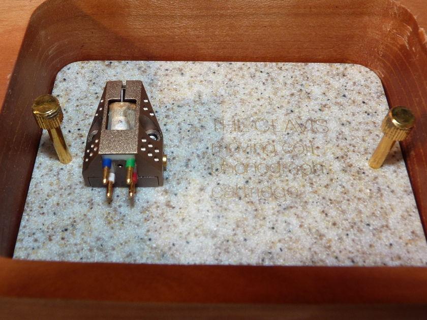 Lyra Clavis low output MC   0.25mV LOMC
