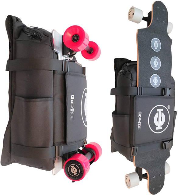 electric skateboard accessory