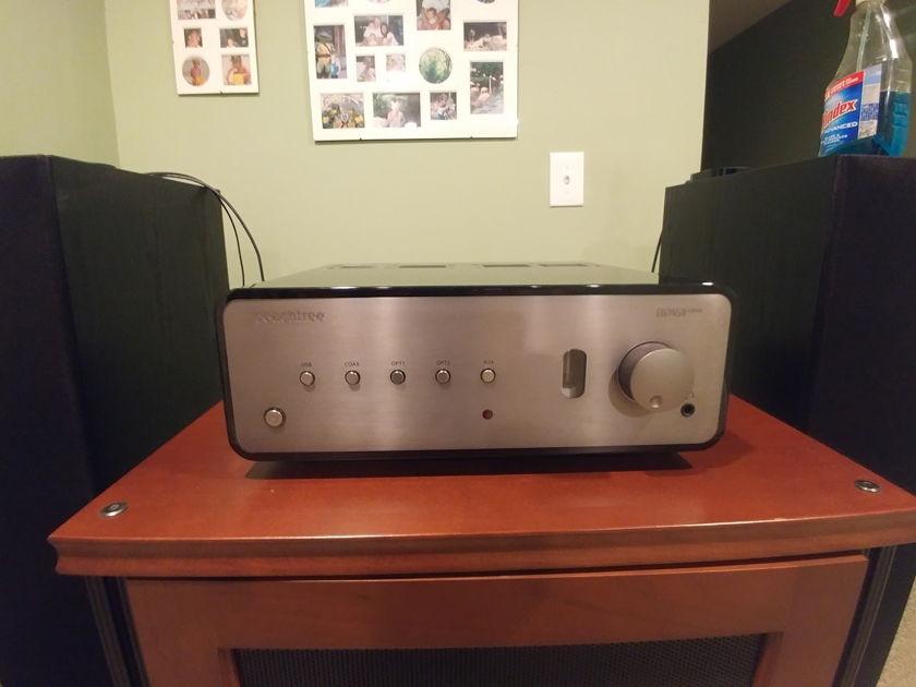Peachtree Nova 220 Integrated Amp 220 watts per channel.