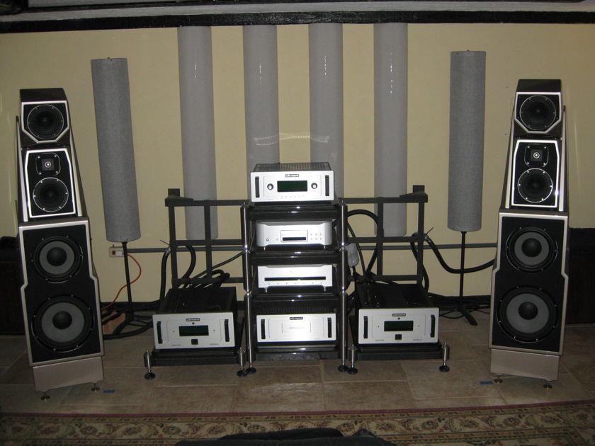 Audio Research Ref 210 / 250 Tube Monoblocks