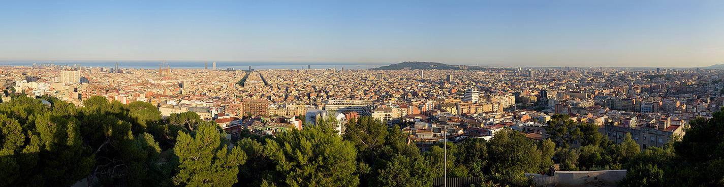 Знакомство с Барселоной (обзорная пешеходно-транспортная экскурсия)