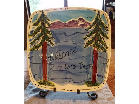 Lake Tahoe Platter