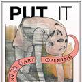Art Opening: Anthony Martino: Put It