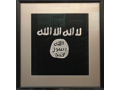 Captured ISIS Flag