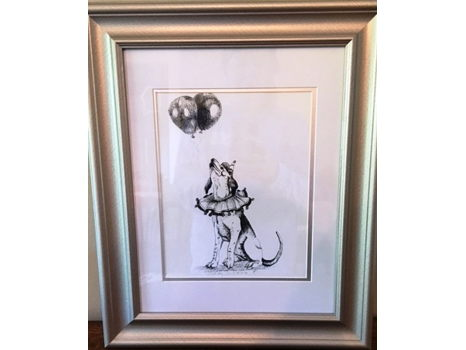 "Shirley Doiron ""Balloon Parade - Dog 2"""