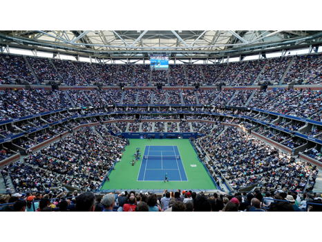 The U.S. Open Tennis Second Week Experience for 2 at Arthur Ashe Stadium, NYC in 2019, 2020 or 2021