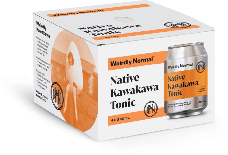 Weirdly Normal Native Kawakawa Tonic