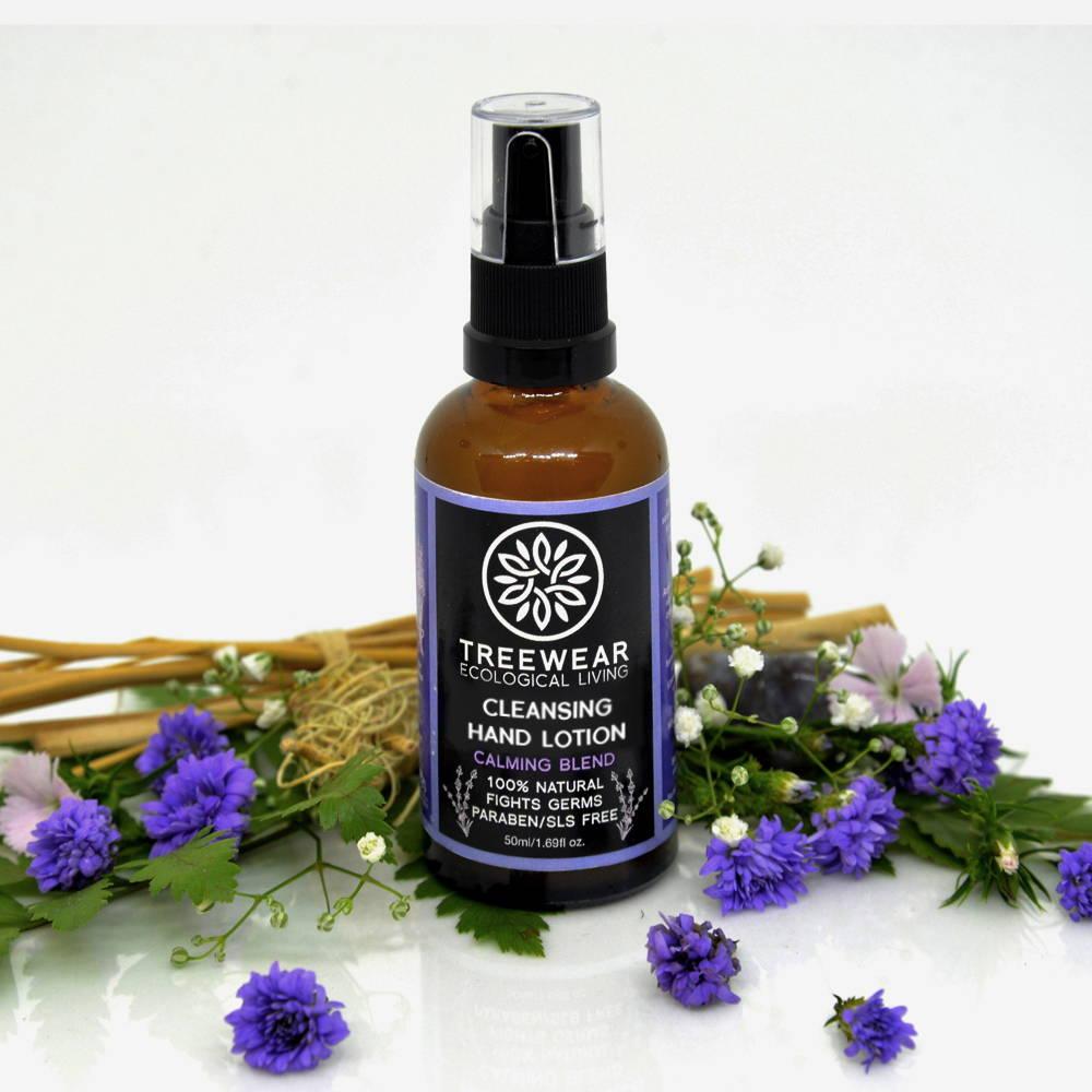 TreeWear Natural Hand sanitizer - Calming Blend (50ml)