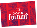 Good Fortune Gift Certificate