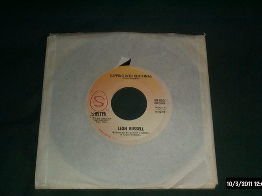 Leon russell - Slipping Into christmas 45 nm