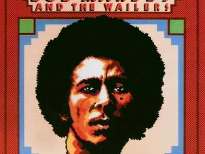 Bob Marley and The Waliers - African Hebsman DVD-A