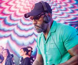 Idris Elba's Coachella Debut