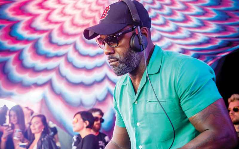 Idris Elba's Coachella Debut