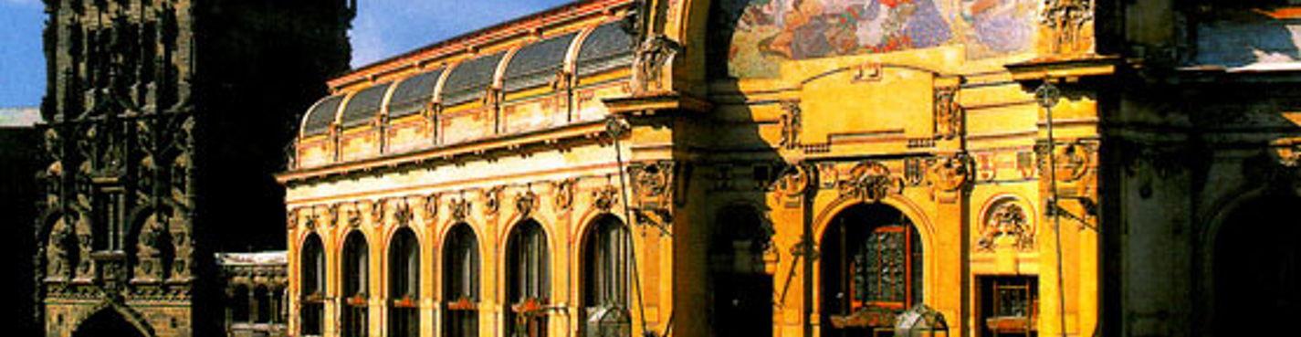 Слава Праге! Тысяча лет архитектуры