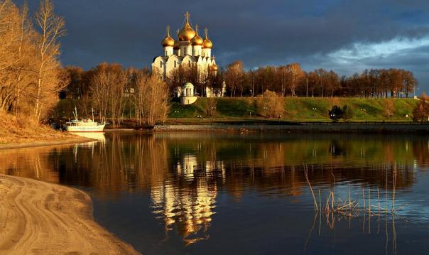 Сборная экскурсия по Ярославлю