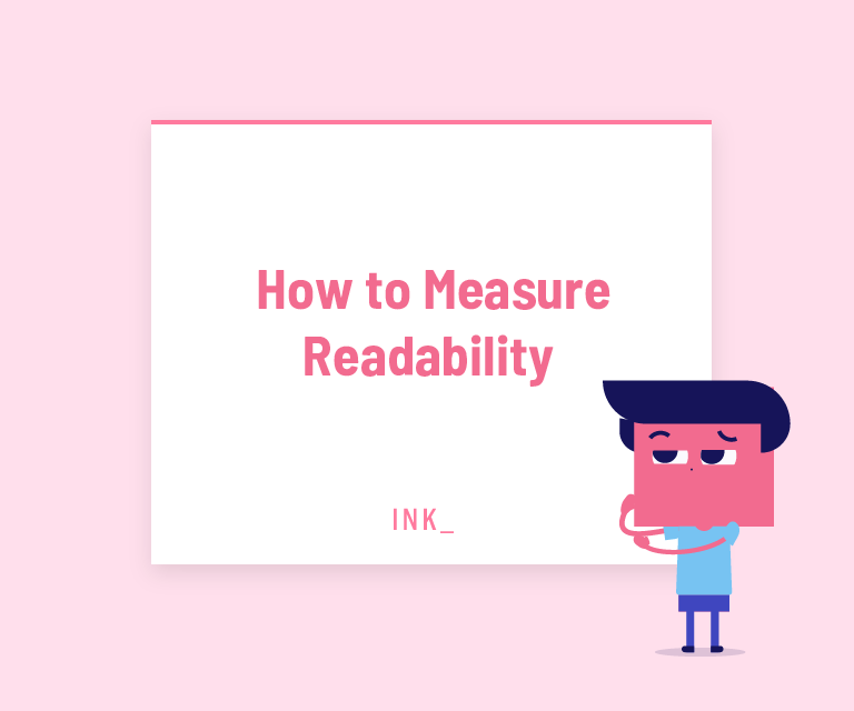 How to measure readability