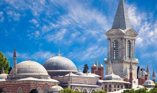 Великая столица османов