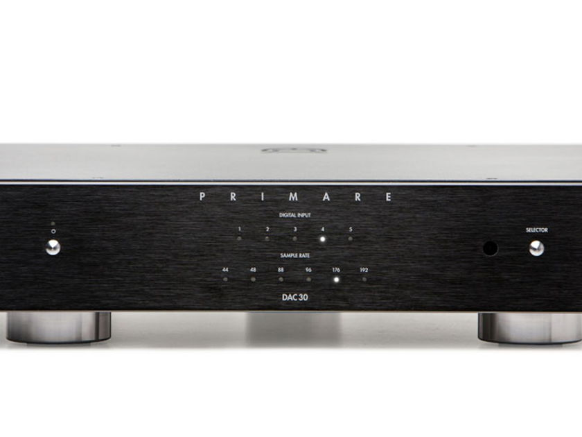 Primare Systems DAC 30 D to A Converter