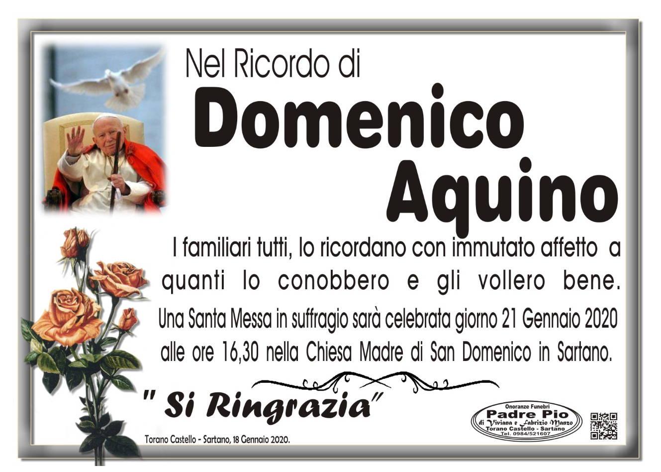 Domenico Aquino