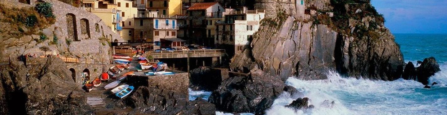 Однодневный тур на Лигурийское побережье — Чинкве Терре (Пять земель Италии)