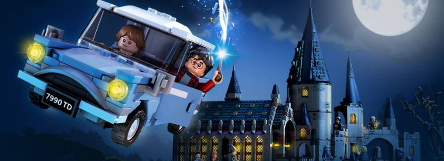 lego harry potter theme