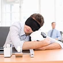 Bluetooth Sleep Headphones, Wireless Sleep Headphones, Bluetooth Sleep Mask,  Sleep Mask with Headphones