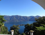 Ascona - Mediterranean villa with 6.5 rooms, pool and dream view