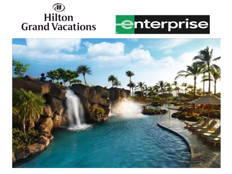 7 Night Hilton Grand Vacations Stay w/Car Rental Certificate