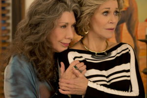 The Unicorn Scale: Grace and Frankie