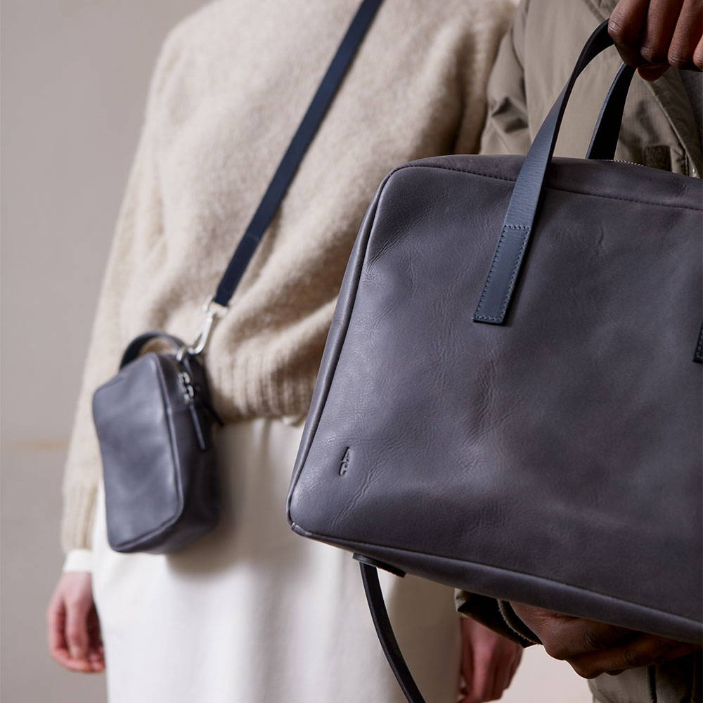 Ally Capellino AW21 Calvert Leather Bags