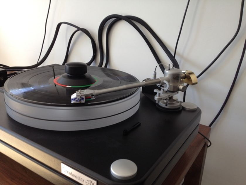 EXPRESSIMOAUDIO HALF MOON HEAVY WEIGHT VPI JMW  HALF MOON HEAVY WEIGHT.140gm