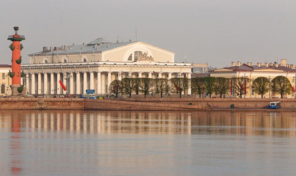 Санкт-Петербург. Знакомство. St.Petersburg. Introduction