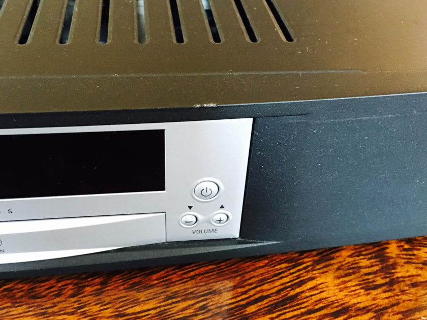 Linn Kinos A/V Controller w/ a fantastic DAC and headphone output