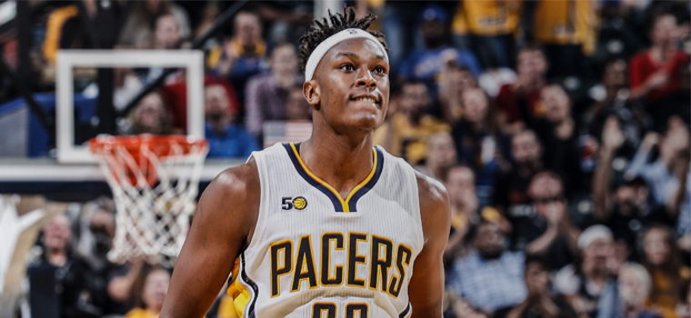 Myles Turner Autograph Signing