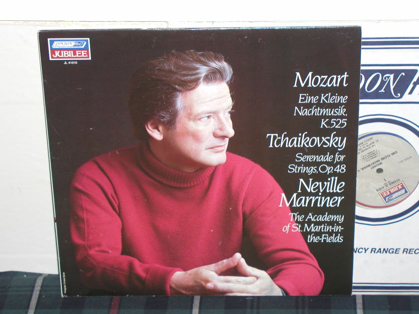 Marriner/AoStMitF - Mozart Eine Kleine London Jubilee/Holland LP