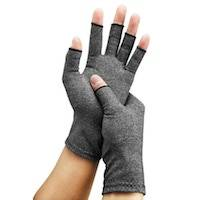 breathable compression gloves