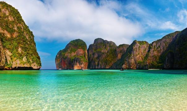 Острова Пхи-Пхи – 2 дня