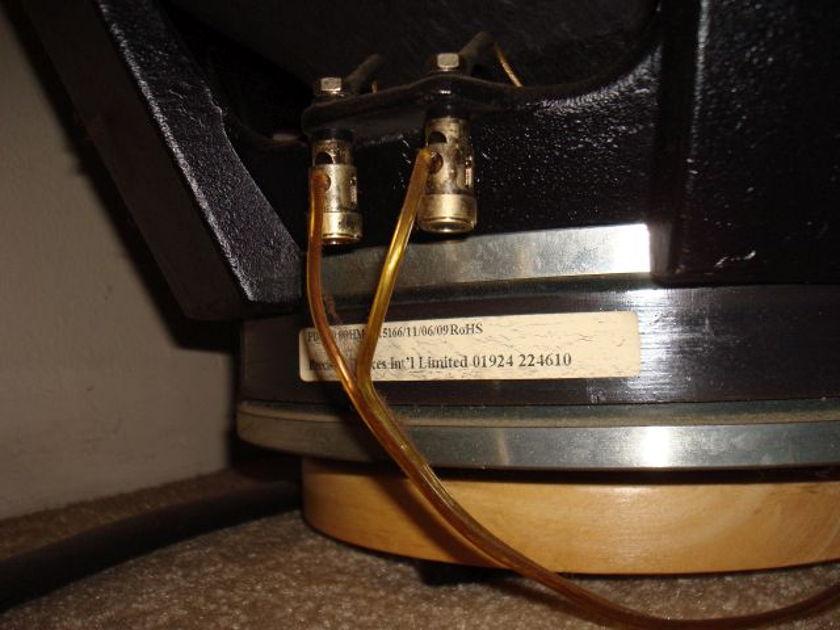 Precision Devices PD-2150 subwoofer drivers (pair)