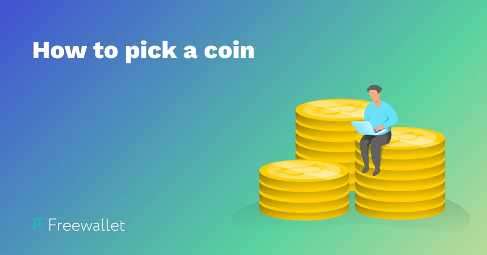 How to choose a cryptocurrency