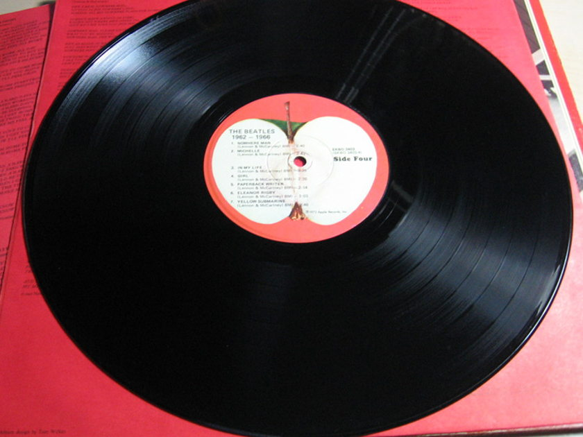 The Beatles - 1962-1966 - 1975 Winchester Pressing Reissue  Apple Records SKBO 3403