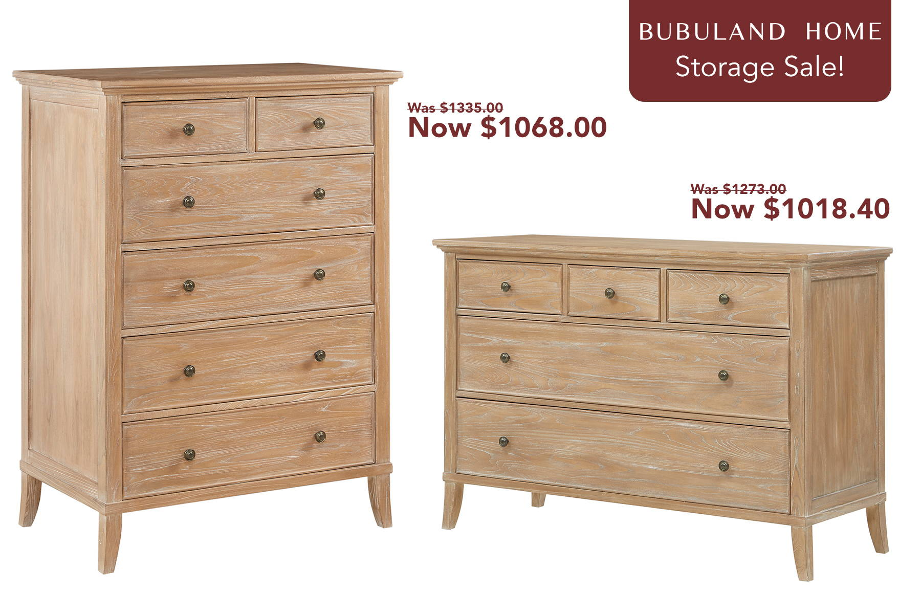 unfolding chest of drawers
