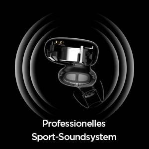 Amazfit PowerBuds - Professionelles Sport-Soundsystem