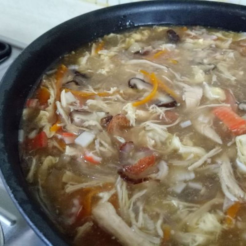 A wholesome pot of goodness!  I have to cook this daily since....  Children LOVE it