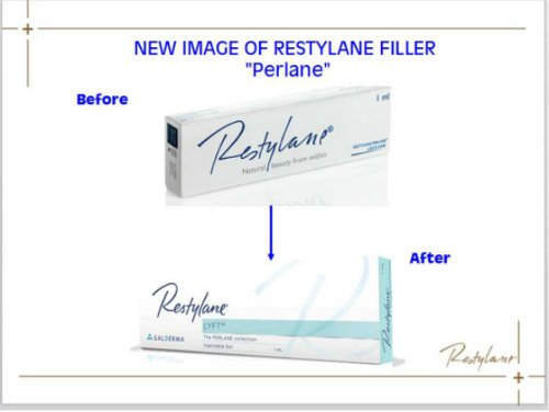 New Image of Restylane Filler