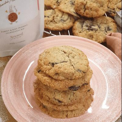 cookies réussis avec Rosemont moelleux et gourmands