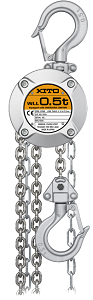Kito series cx hand chain hoist