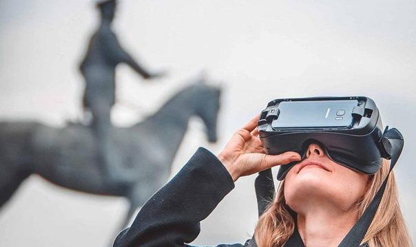 Каменные джунгли - экскурсия с виртуальной реальностью