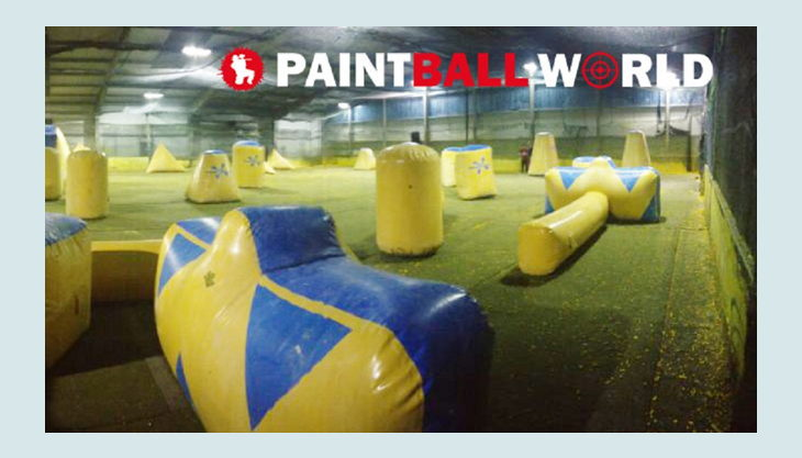 kickerworld berlin paintball halle