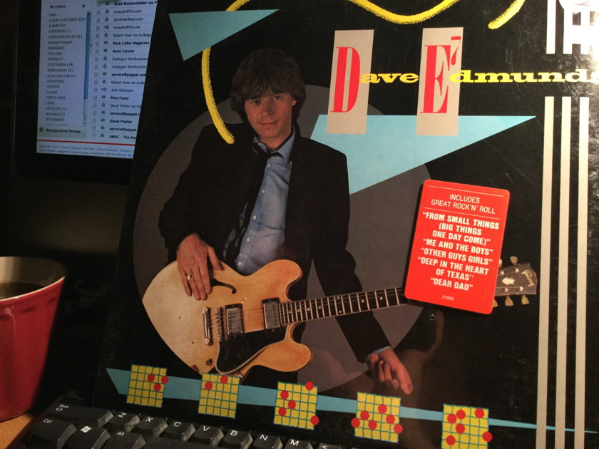 DAVE EDMUNDS - D.E.7th SEALED