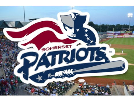 Four Upper Box Tickets to a Somerset Patriots Game